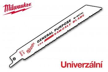Univerzální plátek 200 mm Milwaukee