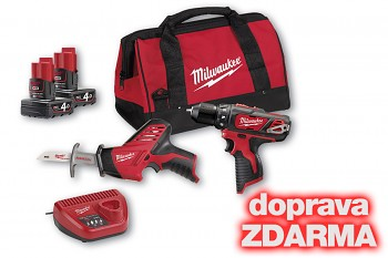 POWERPACK Milwaukee M12 BPP2C-402B