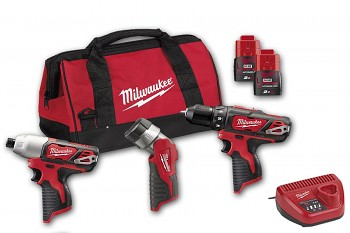 POWERPACK Milwaukee M12 BPP3A-202B
