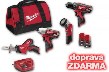 POWERPACK Milwaukee M12 BPP4A-202B