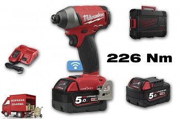 Aku utahovačka Milwaukee M18 ONEID-502X FUEL ONE-KEY