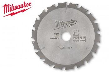 Pilový kotouč Milwaukee 140 x 20 - 18 zubů