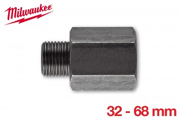 Adaptér Milwaukee diamant korunka 32 - 68 mm