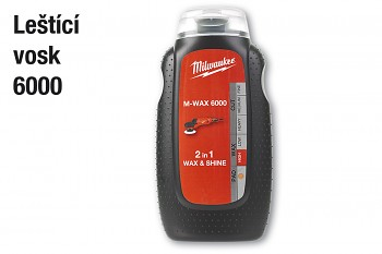 Leštící pasta Milwaukee M-Wax 6000 - 250 ml