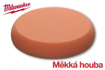 Leštící houba měkká Milwaukee 145mm