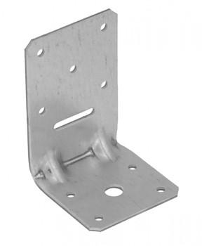 Úhelník stavitelný s prolisem KPK 32  95 x 65 x 65 / 2,5