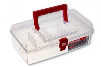 Organizer průhledný 245x150x85 mm