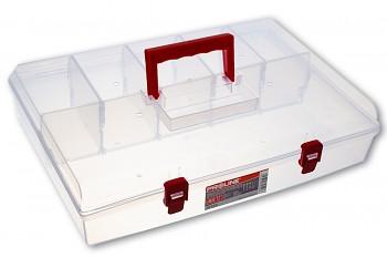 Organizer průhledný 400x298x85 mm
