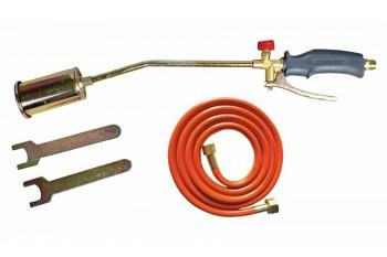 Plynový hořák 50mm na propan-butan + hadice