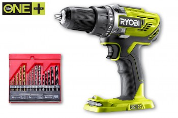 Ryobi R18DD3-0  dvourychlostní vrtačka 18V ONE+
