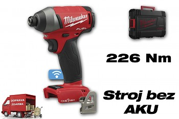Aku utahovačka Milwaukee M18 ONEID-0X FUEL ONE-KEY