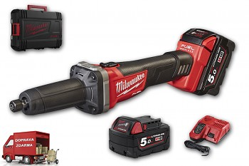 Aku přímá bruska Milwaukee M18 FDG-502X  FUEL