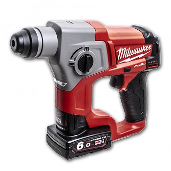Aku kladivo SDS-Plus Milwaukee M12 CH-602X FUEL