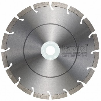Diamantový segmentový kotouč ZENITH LCB železobeton 230 x 22,2 Kapriol