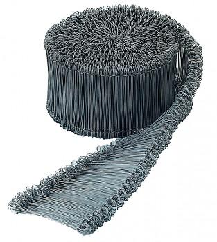 Vázací drát pro armování 1,25 x 160 mm / 1000 ks