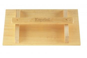 Hladítko dřevěvé 15 x 21 cm KAPRIOL