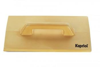 Hladítko polyuretanové 30 x 40 cm excentrické KAPRIOL