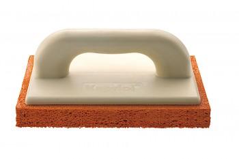 Hladítko gumová pěna hrubá 12 x 24 cm Kapriol