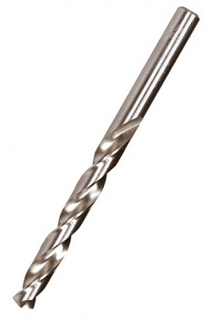 Vrták do kovu vybrušovaný 3,90 x 75 / 43 DIN 338 HSS-G