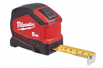 Svinovací metr Autolock 5m/27mm Milwaukee