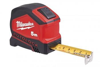 Svinovací metr Autolock 5m/27mm Milwaukee