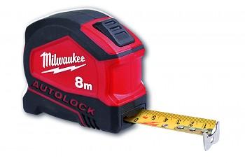 Svinovací metr Autolock 8m/27mm Milwaukee