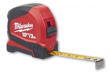 Svinovací metr LED 3m/12mm Milwaukee