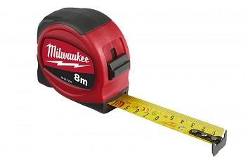 Svinovací metr Slimline 8m/25mm Milwaukee