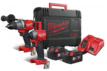 POWERPACK Milwaukee M18 FPP2A2-502X FUEL