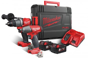 POWERPACK Milwaukee M18 FPP2C2-502X FUEL