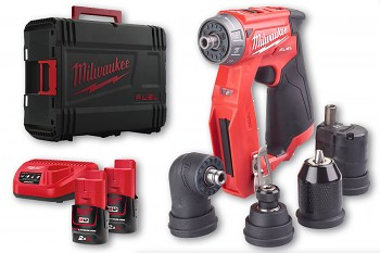 Milwaukee M12 FDDXKIT-202X 4933464979