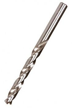 Vrták do kovu vybrušovaný 5,10 x 86 / 52 DIN 338 HSS-G
