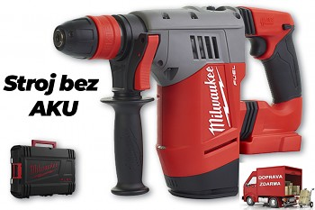 Aku SDS-PLUS vrtací kladivo Milwaukee M18 CHPX-0X FUEL