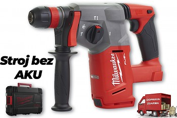 Aku SDS-PLUS vrtací kladivo Milwaukee M18 CHX-0X FUEL
