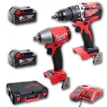 POWERPACK Milwaukee M18 FPP2AN-502X