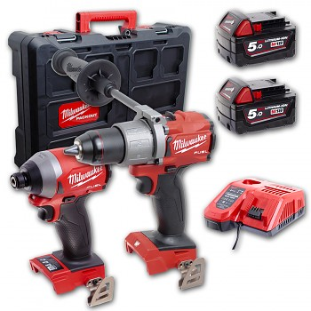 POWERPACK Milwaukee M18 FPP2A2-502P FUEL Packout