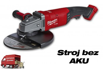 Aku úhlová bruska Milwaukee M18 FLAG230XPDB-0C FUEL