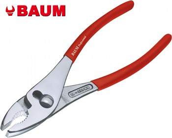 Kleště nastavitelné 200 mm BAUM PVC rukojeti