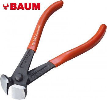 Kleště štípací čelní 200 mm BAUM PVC rukojeti