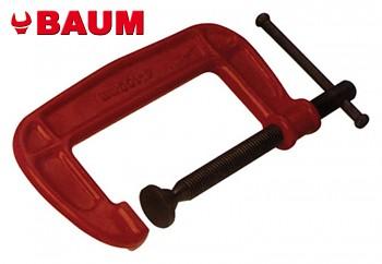 Svěrka šroubová G hobby 75 mm  BAUM