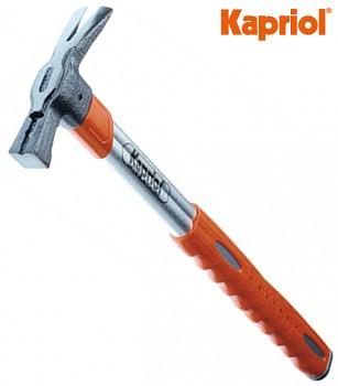 Kladivo stavební tesařské Evolution PROGRIP s magnetem 300 g / 470 mm KAPRIOL