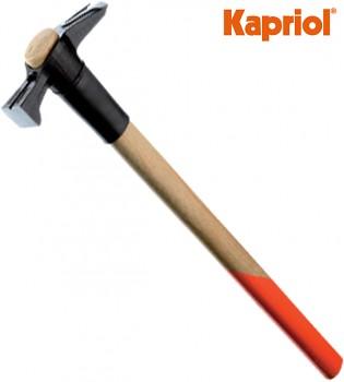 Kladivo stavební tesařské s gumou a magnetem 400 g  KAPRIOL