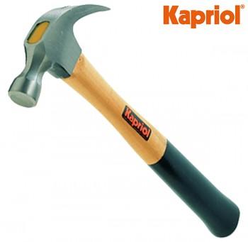 Kladivo stavební tesařské USA 450 g KAPRIOL