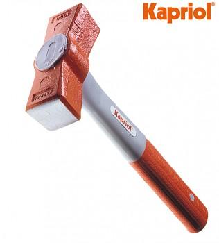 Palice kladivo kovářské španělské PROGRIP 1400 g KAPRIOL